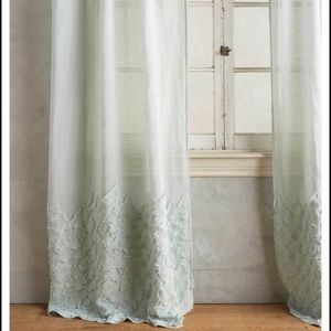 anthropologie curtain